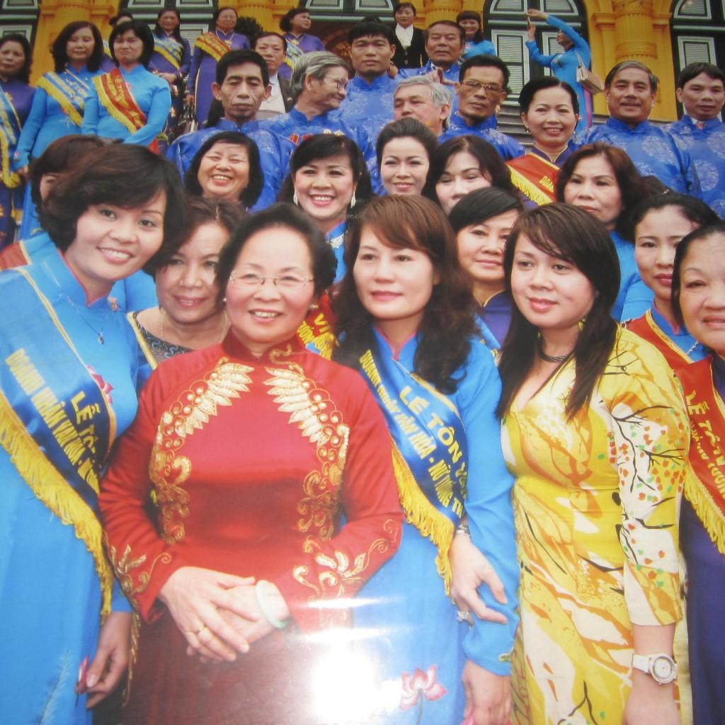 Chị Nguyễn Thị Nụ – Xứng danh nữ anh hùng lao động giỏi thời kỳ đổi mới